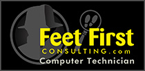 Feet First Consulting Computer Technician
